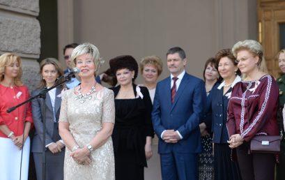 ВОД «Матери России» на акции Вместе против рака