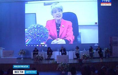 Межрегиональная конференция маммологов — радиологов прошла в Махачкале 25.03.2019 г.